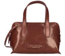 'Plume Luxe Donna' Handtasche braun