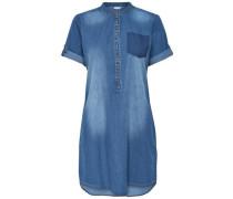 Jeanskleid Lässiges blue denim
