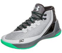 Basketballschuhe 'Curry 3' grau
