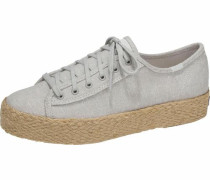 Sneaker 'Triple Kick Jute' hellgrau