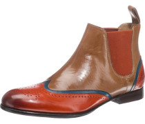 Sally Chelsea Boots braun