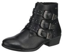 'Evita' Stiefeletten schwarz