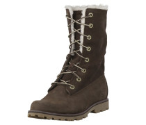 Boots 6 In WP Shearling Bo A156Y braun