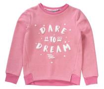 Mädchen Sweatshirt rosa