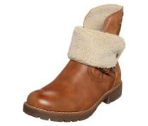 Stiefel 'Biker Boot' cognac