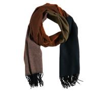 Schal mit Wolle 'Kia' mischfarben