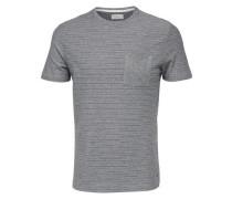 T-Shirt Rundhalsausschnitt- grau
