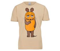 """T-Shirt """"Sendung mit der Maus"""" orange"""