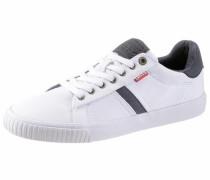 Sneaker 'Skinner' grau / weiß