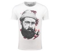 T-Shirt 'MT Sailor' weiß
