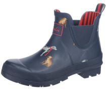 'Short Welly Boot' Gummistiefel blau