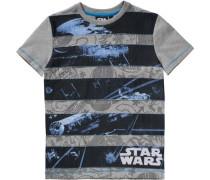 Star Wars T-Shirt für Jungen grau