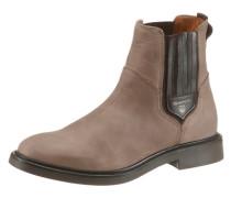 Chelsea Boots braun / grau