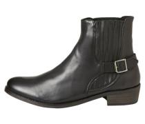 Stiefel Knöchel- schwarz