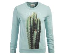 Sweatshirt 'calosa' mint