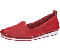 Komfort-Slipper rot