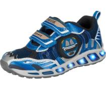 Halbschuhe Blinkies blau / dunkelblau