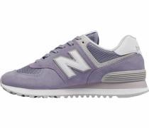 Sneaker 'wl574' flieder / weiß