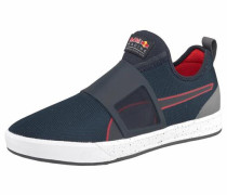 Sneaker 'rbr Wssp Booty' dunkelblau / hellgrau / rot
