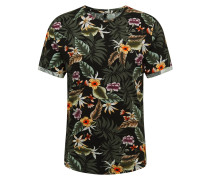 Shirt 'MT Plants' schwarz