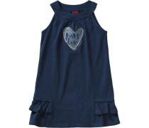 Kinder Jerseykleid mit Pailletten