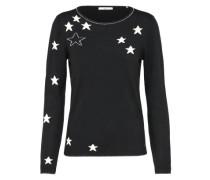 Pullover 'Star' schwarz
