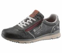 Shoes Sneaker braun / stone / rot / weiß