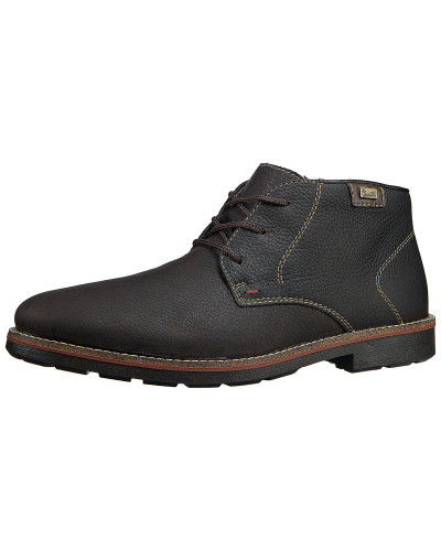 Rieker Herren Freizeit Schuhe dunkelbraun