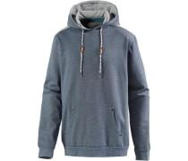Sweatshirt blaumeliert
