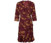 Kleid Henna Dot rot
