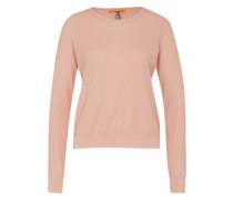 Pullover mit Seide 'Injkey' pink