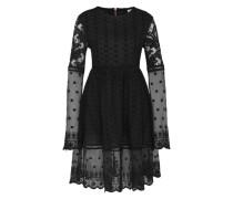 Kleid 'crystal Visions' schwarz