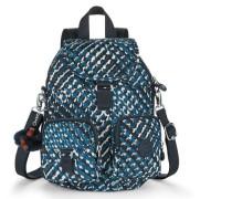 'Firefly N' Rucksack 26 cm blau / schwarz