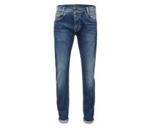 Jeans 'Spike' blau