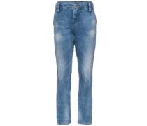 Loose Fit Jeans 'nitafred' blue denim