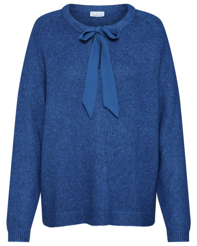 Pullover 'Knit Pullover' blau