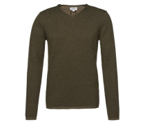 Pullover 'plated Pullover 9gg' dunkelgrau