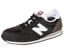 U420-Cgw-D Sneaker schwarz / weiß