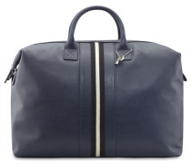 Torrino Weekender Reisetasche Leder 50 cm blau