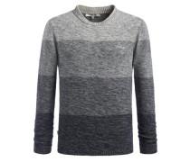 Pullover 'pursly' grau / graphit
