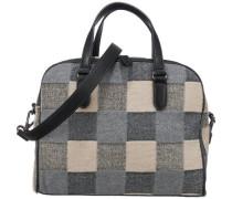 Handtasche beige / grau