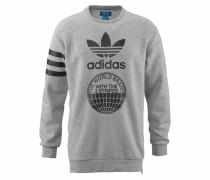 Sweatshirt 'street Graph CR' graumeliert