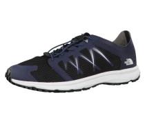 Schuhe 'Litewave Flow Lace' blau / schwarz