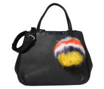 Handtasche 'britta Small Society' schwarz