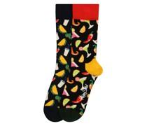 Socken 'Taco' mischfarben