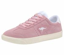 Sneaker 'Chako' rosa / weiß