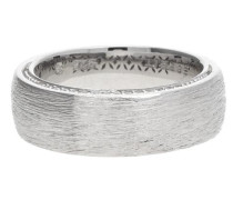Fingerring 'Craftlines' silber