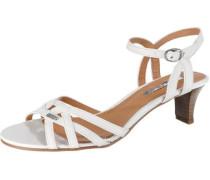 Riemchensandaletten 'Birkin Sandal' weiß