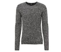 Pullover 'Knit - Kamryn' dunkelgrau