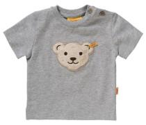 Baby T-Shirt für Jungen grau